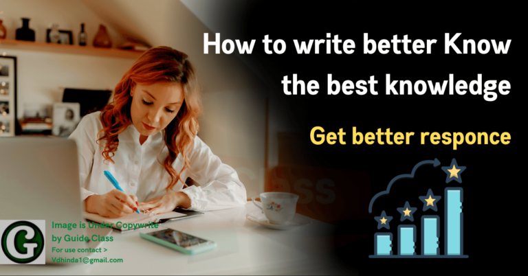 How to write better || Premium tips for free in 2021 [United States]
